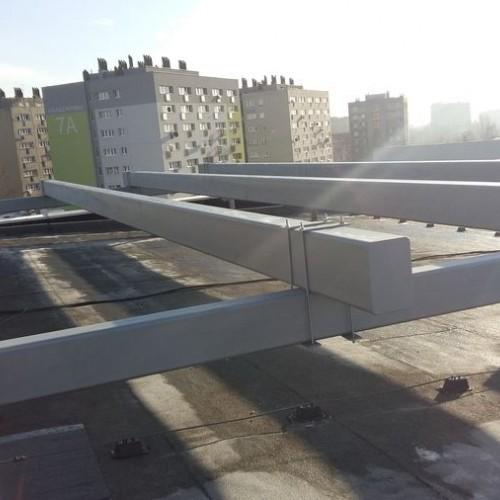 Wykonanie-i-monta-konstrukcji-stalowej-pod-instalacje-dachowe-Sosnowiec-SEZAM-8T1
