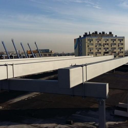 Wykonanie-i-monta-konstrukcji-stalowej-pod-instalacje-dachowe-Sosnowiec-SEZAM-8T3